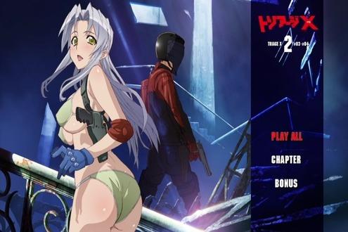 「トリアージX」BD2巻乳首解禁-01
