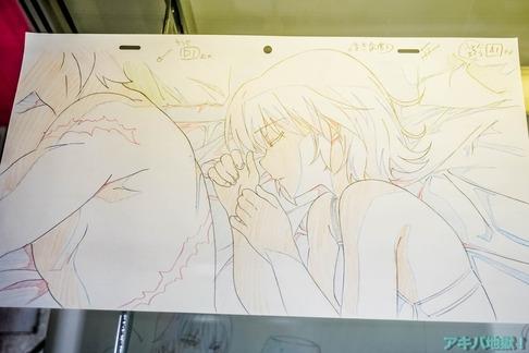 UDXアニメセンターグリザイアの果実展-50