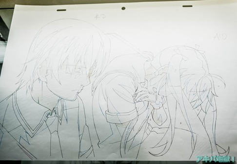 UDXアニメセンターグリザイアの果実展-84
