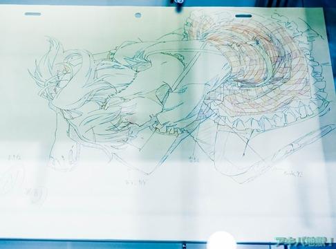 UDXアニメセンターグリザイアの果実展-55