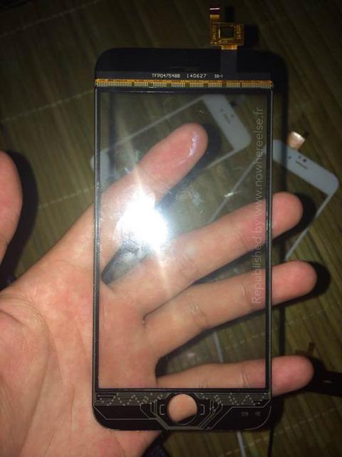 iPhone6のタッチスクリーン4