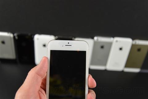 歴代iPhoneとの比較 (3)