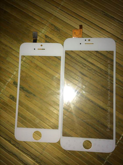iPhone6のタッチスクリーン3