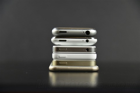 歴代iPhoneとの比較 (6)