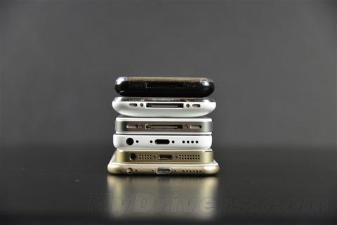 歴代iPhoneとの比較 (5)