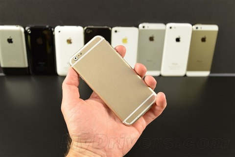 歴代iPhoneとの比較 (2)