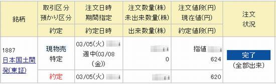 IPO 日本国土開発
