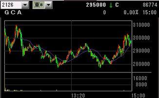 IPO 新規公開株 CGA チャート
