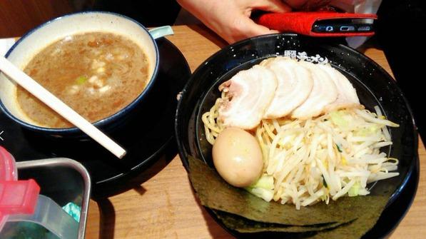 町田商店 つけ麺