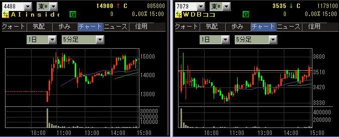 WDBココ IPO