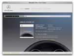 Mercedes-Benz Text Tracks