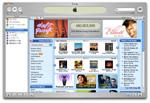 iTunesMusicStoreを開いたiTunes