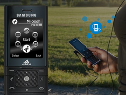 adidas miCoach phone