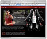Nike+Apple Site