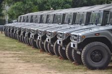 高機動車(第32普通科連隊)