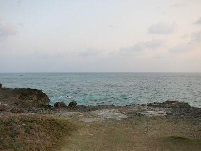 フェリーで伊良部島へ。ハーブ畑が楽しみ!