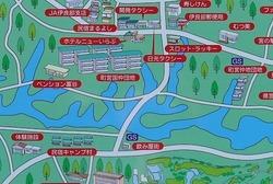 飲み屋街の地図 (500x336)