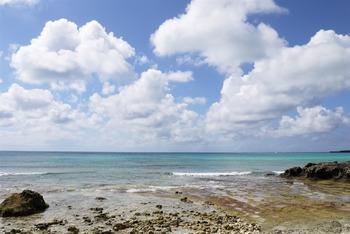 渡口の浜南の浜