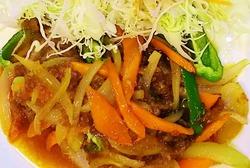 21宮古牛焼き肉