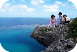イグアナ岩
