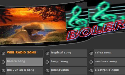 『Bolero Song』チャンネルの象徴
