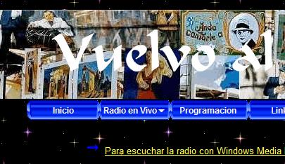 Radio VUELVO AL SUR