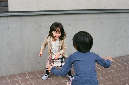 小春日和vol.283 パパとおなじとこ