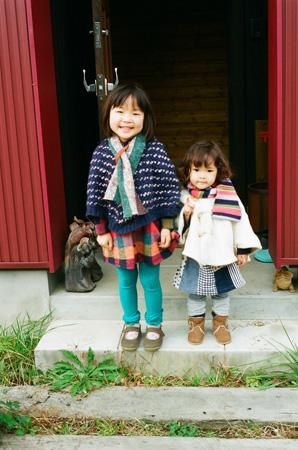 家族写真in入江家 2010autumn