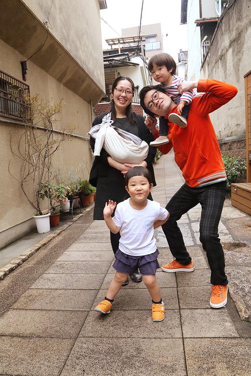 3月26日に家族写真を大阪で開催します。