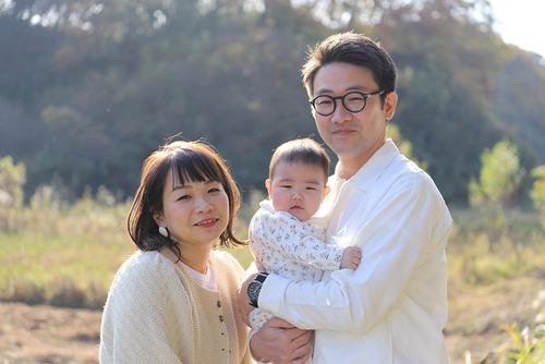 家族写真in入江家 4/13,14に開催します。