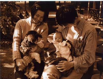 「おうち、」限定家族写真