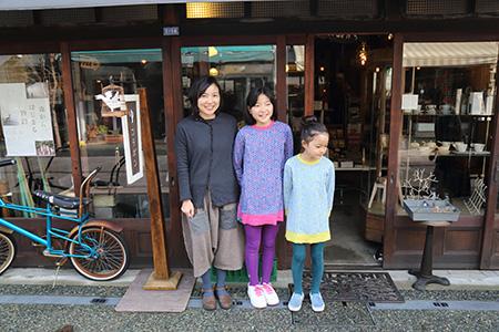 家族写真 in 金沢 2016