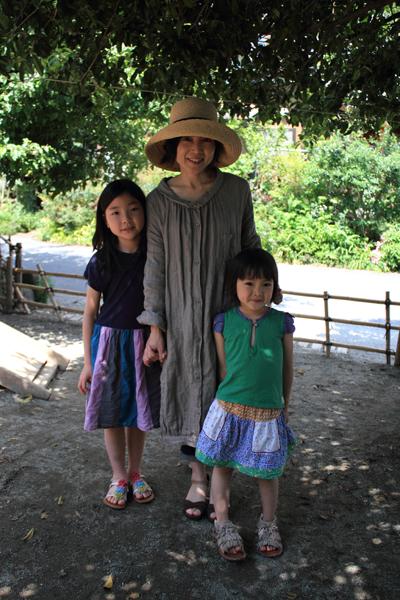 家族写真 in 宮城