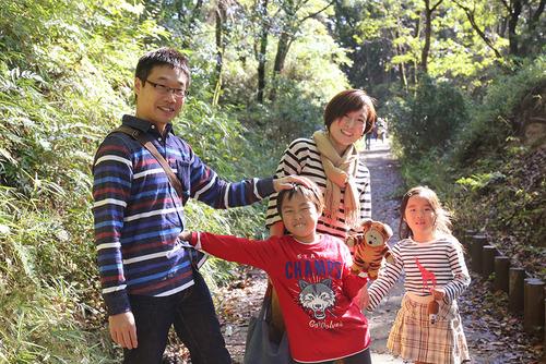 家族写真 in 入江家 11月12月開催。