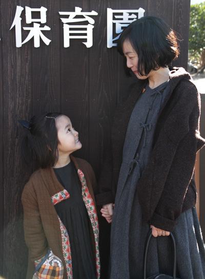 小春日和vol.490 夏乃の卒園式