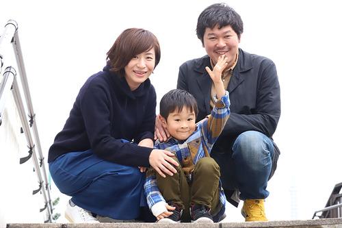 「おうち、2021」家族写真