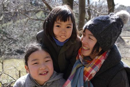 家族写真in入江家 2013年 3月20日 4月6日