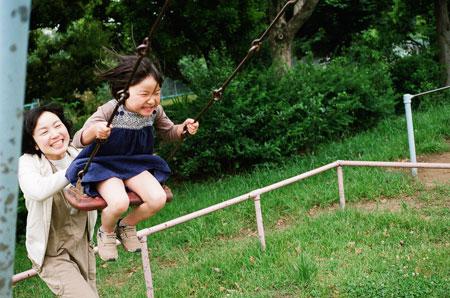 小春日和Vol.257 公園ブランコ