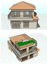 屋上緑化2