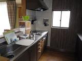 広々キッチン