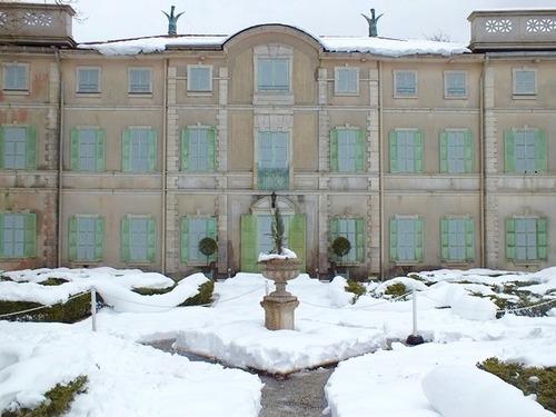 フランス庭園1