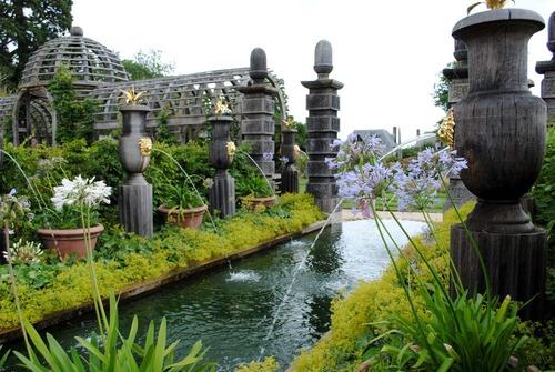 アランデル城庭園