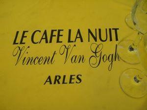 LE CAFE LA VAN GOGH
