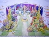国際バラとガーデニングショウ2009スケッチ
