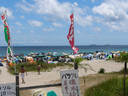 入田浜0814