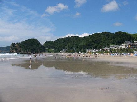入田浜090720