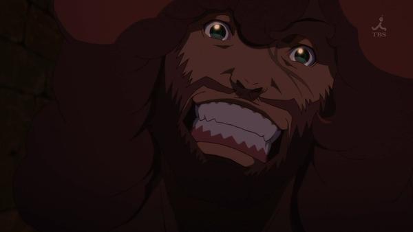 『神撃のバハムート VIRGIN SOUL』第8話 感想 重要人物が牢屋に集結していくw