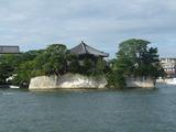 松島 五大堂の遠景