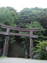 港区にある愛宕神社
