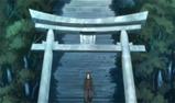 劇中の愛宕神社は当時の写真を元に再現しました。